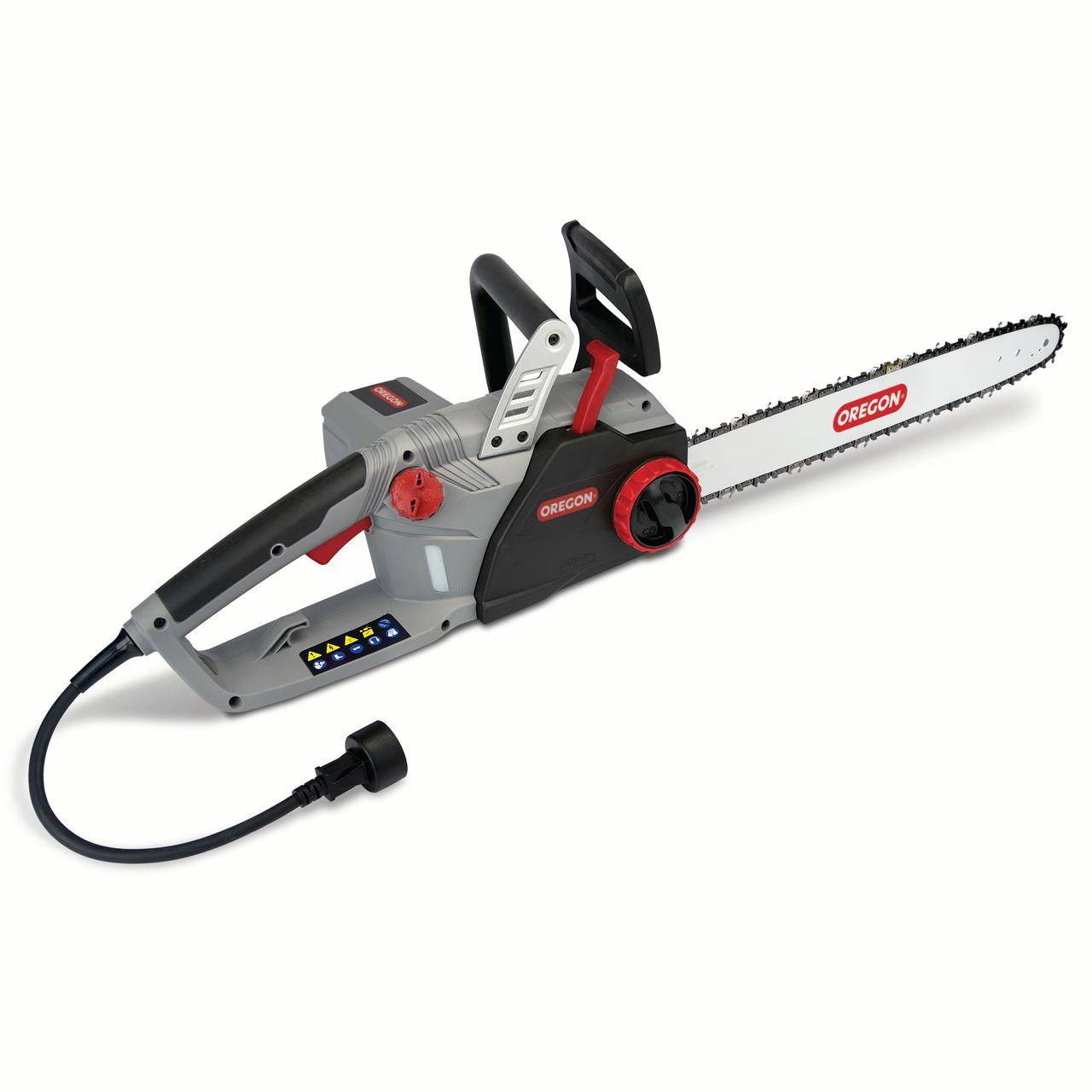 Oregon CS1500 Self-Sharpening 15 Amp Electric Chain Saw
