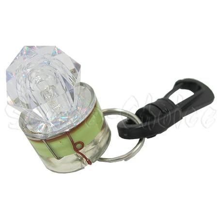 Scuba Dive Diamond Shape Water Activated Mini Safety Led Constant Light  White