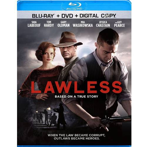 Lawless (Blu-ray + DVD) (With INSTAWATCH) (Widescreen)