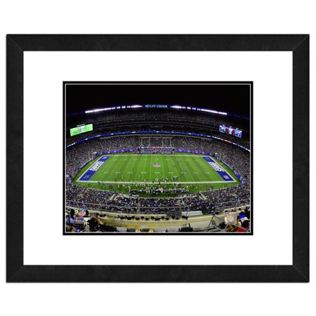 New York Giants   Metlife Stadium   18  X 22  Framed Photo Or 16  X 13  Framed Photo  Nfl Stadiums