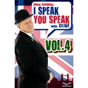I Speak You Speak with Clive Vol.4 - eBook