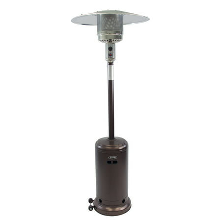 Dyna Glo DGPH101BR 41,000 BTU Deluxe Hammered Bronze Patio Heater