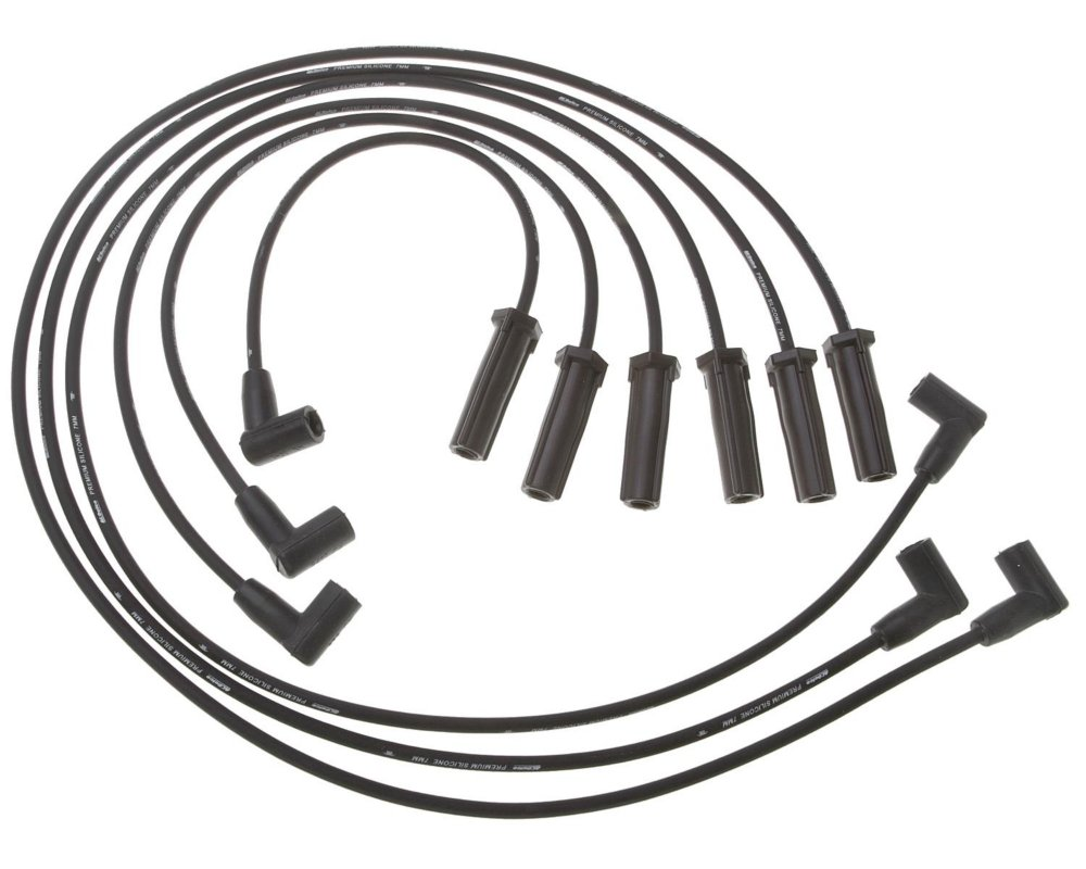 Ac Delco 9746bb Spark Plug Wire Oe Replacement