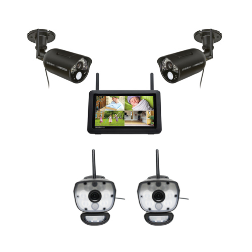 Uniden UDR777HD plus ULC58-2 Wireless Security Camera System