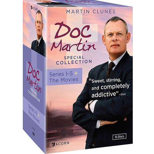 Acorn Media Doc Martin Special Collection: Series 1-5 And...