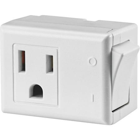 Leviton Plug-In Switch - Walmart.com
