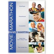 Movie Marathon Collection: Steve Martin Bowfinger   Parenthood   Housesitter   Dead Men Don't Wear Plaid   The Lonely... by UNIVERSAL HOME ENTERTAINMENT