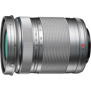 Olympus M.ZUIKO DIGITAL 40mm to 150mm f/4 5.6 Zoom Lens for Micro Four (Best Telephoto Lens For Micro Four Thirds)