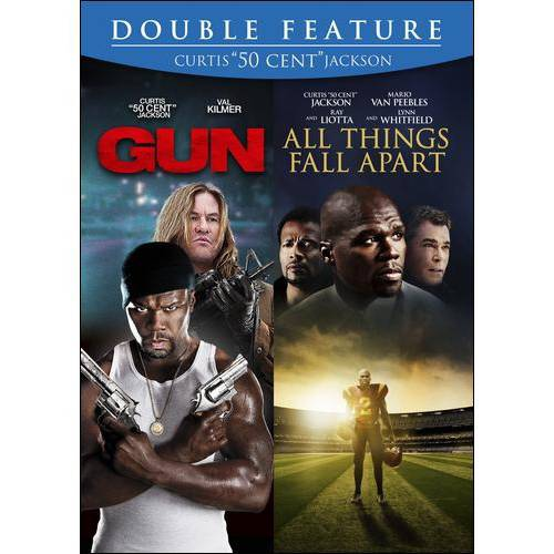 50 Cent Double Feature: All Things Fall Apart / Gun (Widescreen)