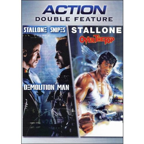 Demolition Man / Over The Top (Widescreen)