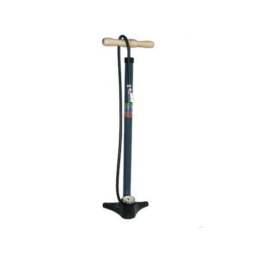 Silca Super Pista Bicycle Floor Pump (Black)