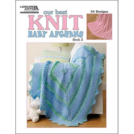 Our Best Knit Baby Afghans, Book