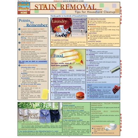 Stain Removal - eBook