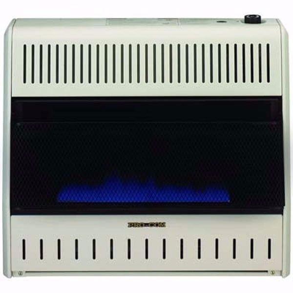 Procom MNSD300TBA Dual Propane/Natural Gas Blue Flame Ven...