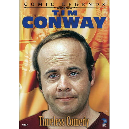 Tim Conway: Timeless Comedy (DVD) ()