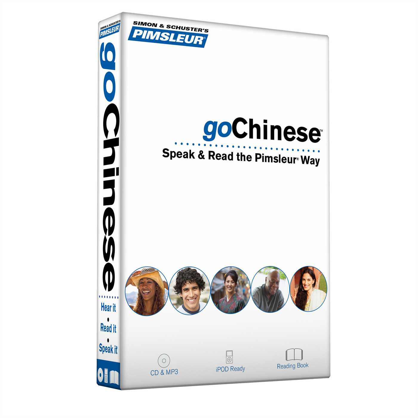 Pimsleur goChinese (Mandarin) Course - Level 1 Lessons 1-8 CD : Learn to Speak and Understand Mandarin Chinese with Pimsleur Language Programs
