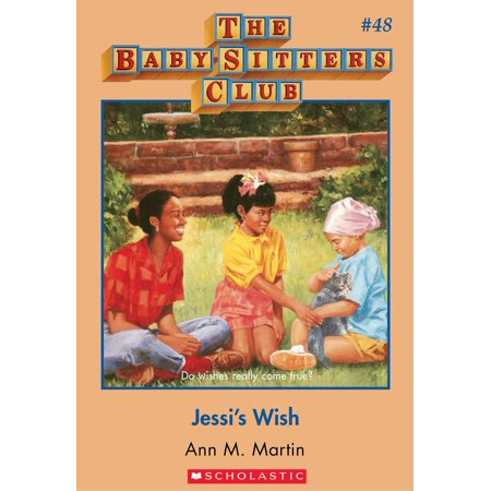 The Baby-Sitters Club #48: Jessi's Wish - eBook