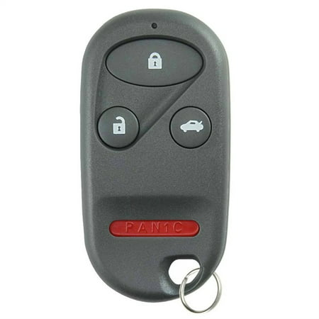 KeylessOption Keyless Entry Remote Control Car Key Fob Alarm Clicker for Honda CRV CR-V OUCG8D-344H-A Honda Alarm System