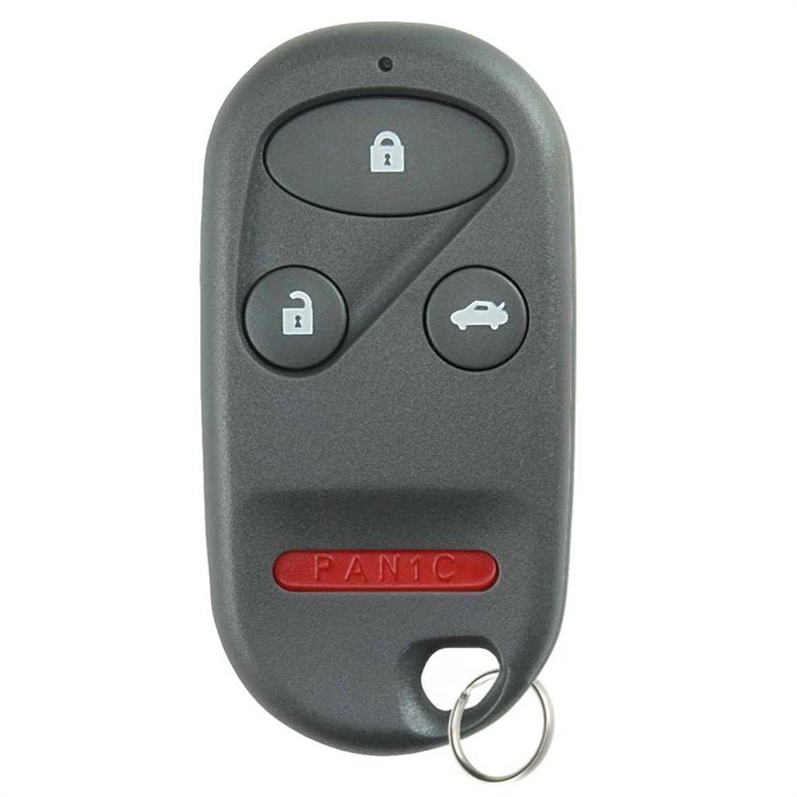 KeylessOption Keyless Entry Remote Control Car Key Fob Alarm Clicker for Honda CRV CR-V OUCG8D-344H-A