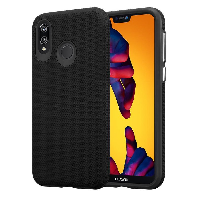 Cadorabo Case for Huawei P20 LITE cover - TPU Silicone and Plastic ...