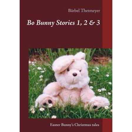 Bo Bunny Stories no 1, 2 & 3 - eBook