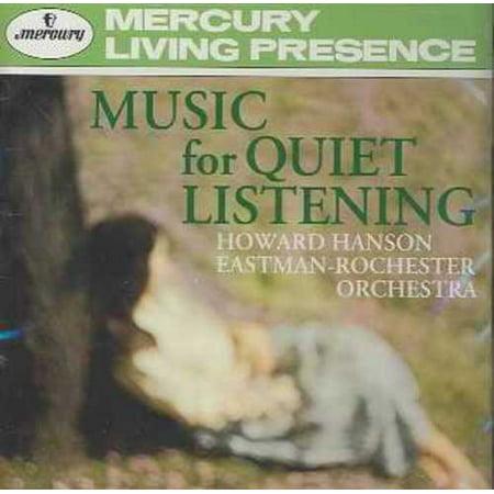 Music Listening Cd (MUSIC FOR QUIET LISTENING VOL.2 )