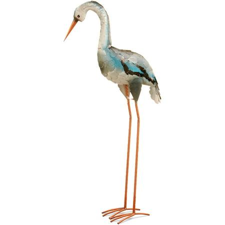 "40"" Garden Accents Blue Crane"