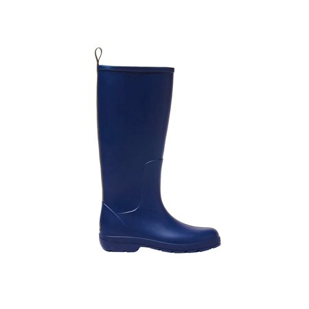 Totes Rubber Boots - Totes Womens Claire Closed Toe Knee High Rainboots
