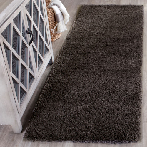 Safavieh Reno Shag Dark Gray Area Rug