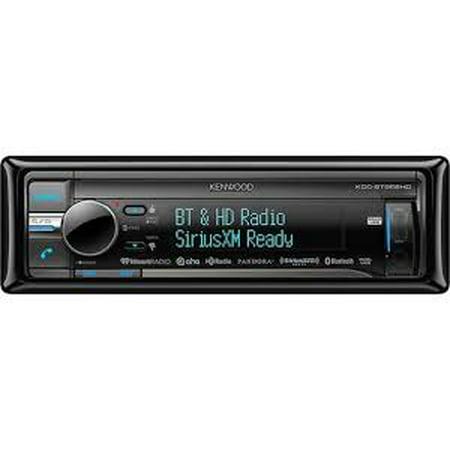 Kenwood KDC-BT958HD Single-DIN Bluetooth Car Stereo w  HD Radio & SiriusXM Ready by