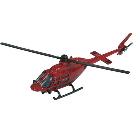 Hot Wings Bell 206 JetRanger (Red)