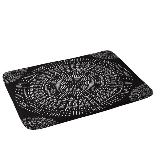 East Urban Home Round and Round Bath Mat