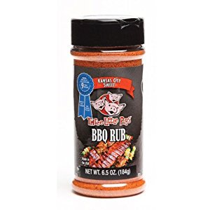 TLP KC SWEET RUB 6.5OZ (Mini Simply Sweet Rub)