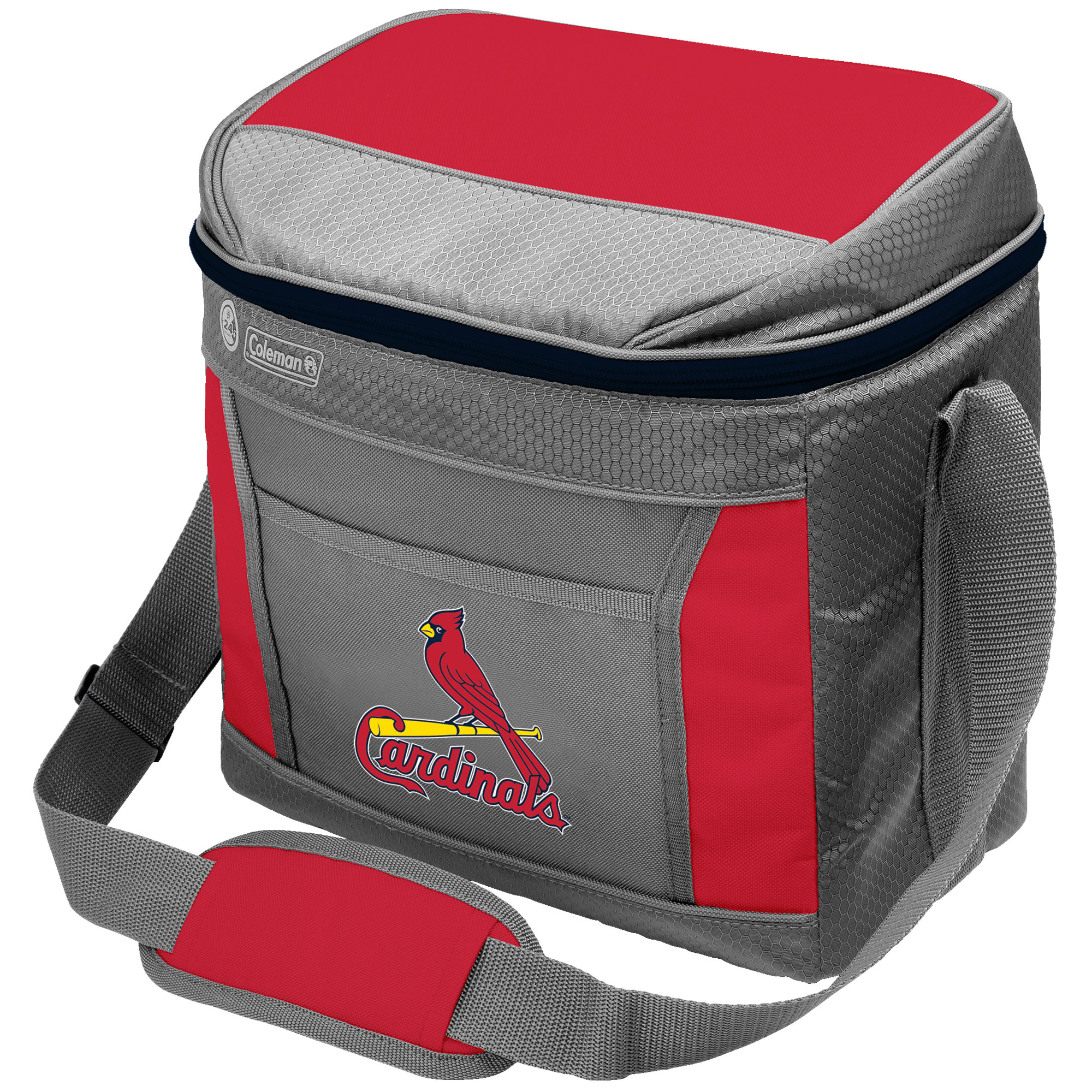 St. Louis Cardinals Coleman 16-Can 24-Hour Soft-Sided Cooler - No Size