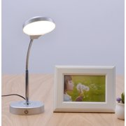 Mainstays LED Desk Lamp with Qi Wireless Charging and USB Port