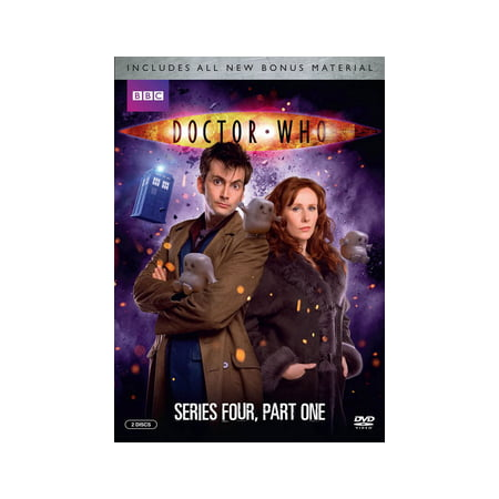 Doctor Who: Series 4, Part 1 (DVD)