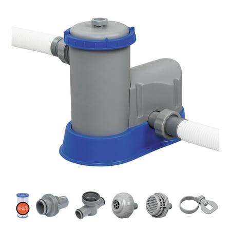 Bestway - Flowclear 1500 Gallon Filter Pump ()