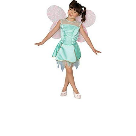 Rubie's Girls 'Barbie Fairytopia Dahlia' Halloween - Girls Barbie Costume