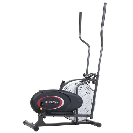 Body Rider Fan Elliptical Trainer Exercise Machine / Cardio Fitness Home Gym Equipment BR1958