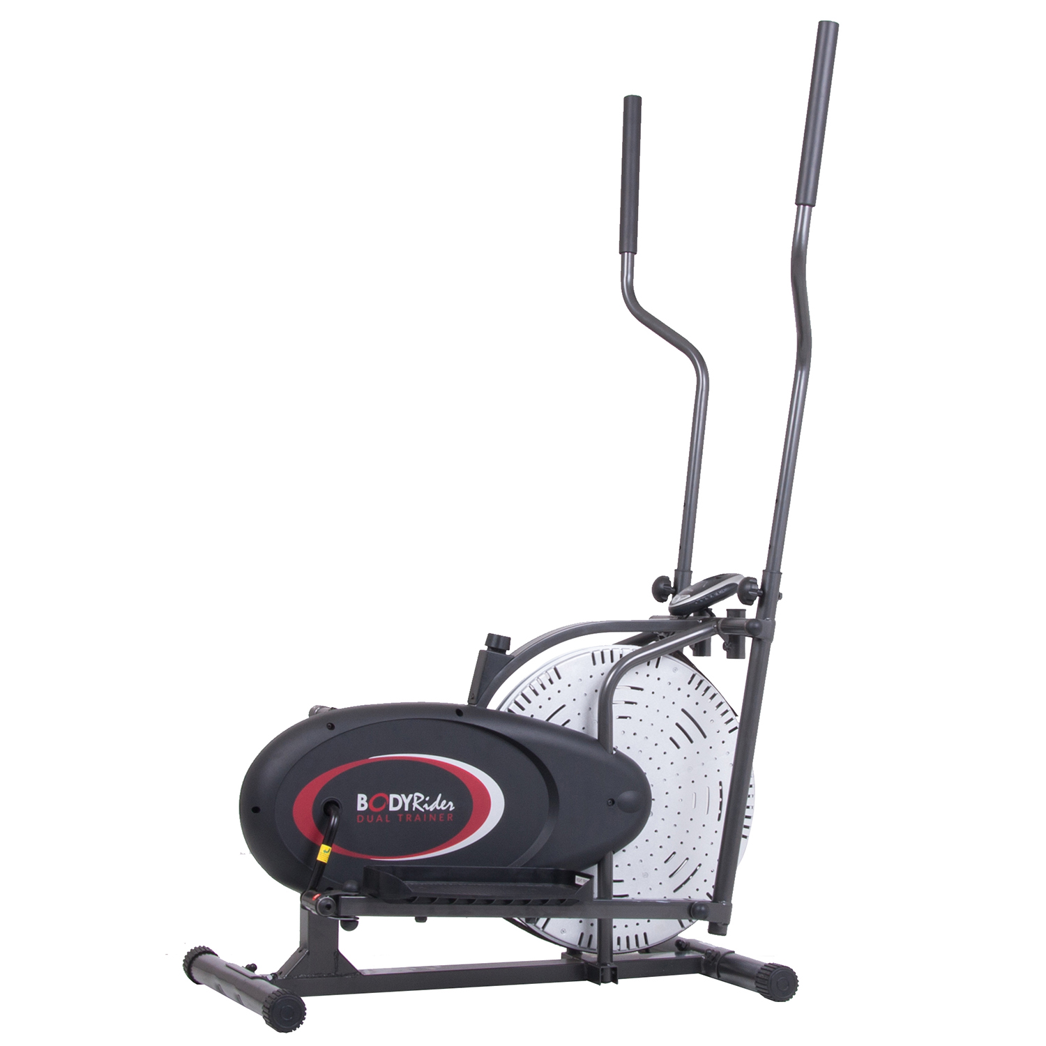 Body Rider BR1958 Fan Elliptical Trainer Exercise Machine / Cardio Fitness Home Gym Equipment