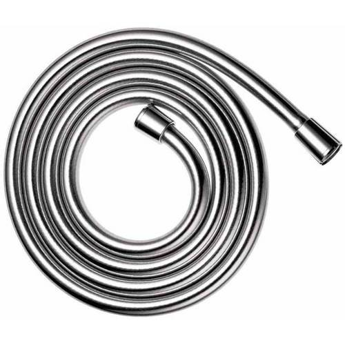 "Hansgrohe 28274830 Techniflex 80"" Hand Shower Hose with Brass Swivel Connector, Various Colors"