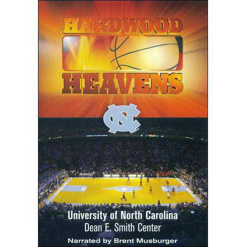 Hardwood Heavens - University Of North Carolina: Dean E. Smith Center