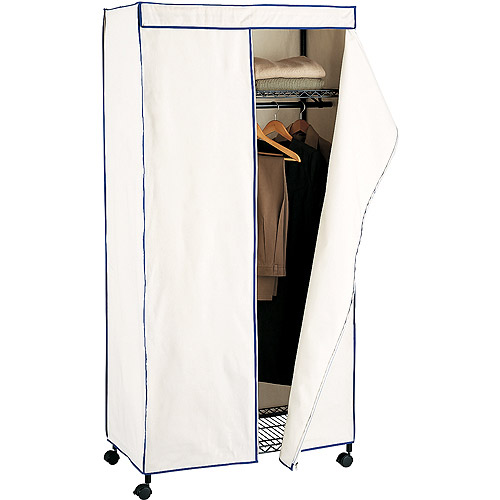 Heavy Duty Storage Wardrobe