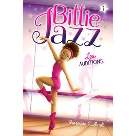 Billie Jazz - Les auditions T.1 - eBook - Costume D'halloween Fille