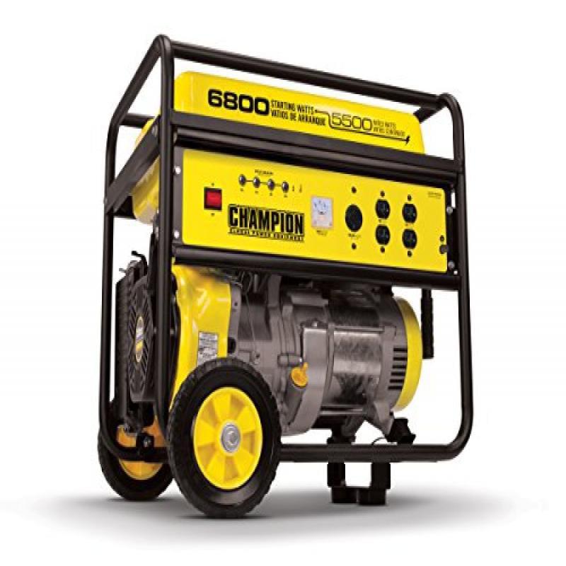 Champion Power Equipment 41135 5500 Watt Portable Generator