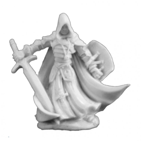 Dark Heaven Warlord Reaper 14048 Fatima Nefsokar Cleric