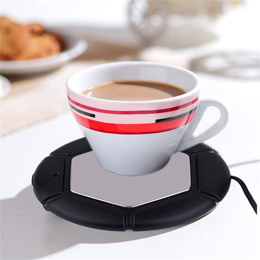 Electricpad Desktop Tea Coffee Cup Mug Pad Usb Warmer Mat...