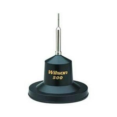 Wilson Antennas 880-500100 500 Series CB & 10-11 Meter Amateur Antenna Magnet Mount Kit Antenna Magnet Kit
