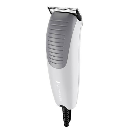 Remington Easy Select Home Barber Haircut Kit, Electric Trimmer, White, HC5070A ()