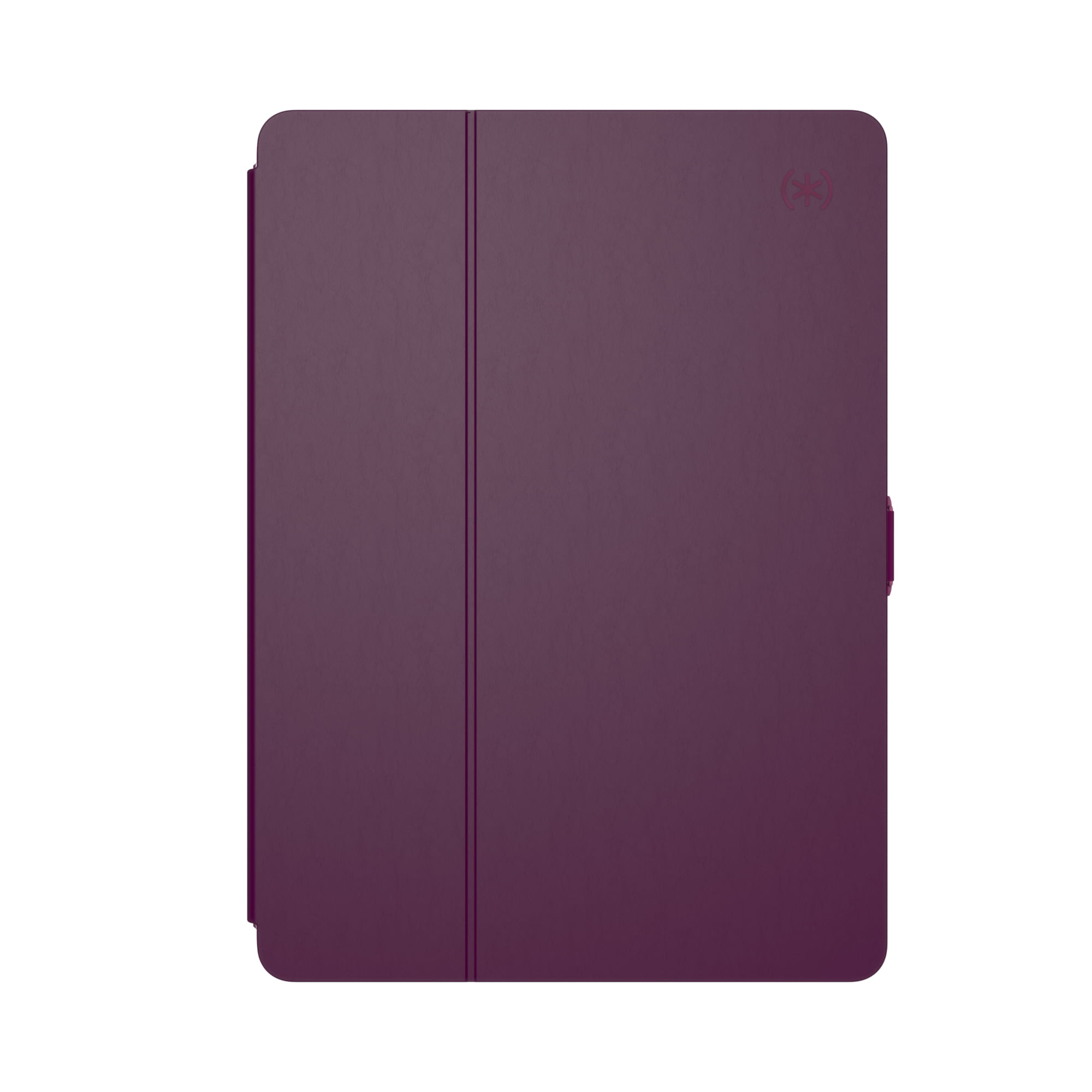 Speck iPad Stylefolio Pro Tablet Case, Purple & Gray